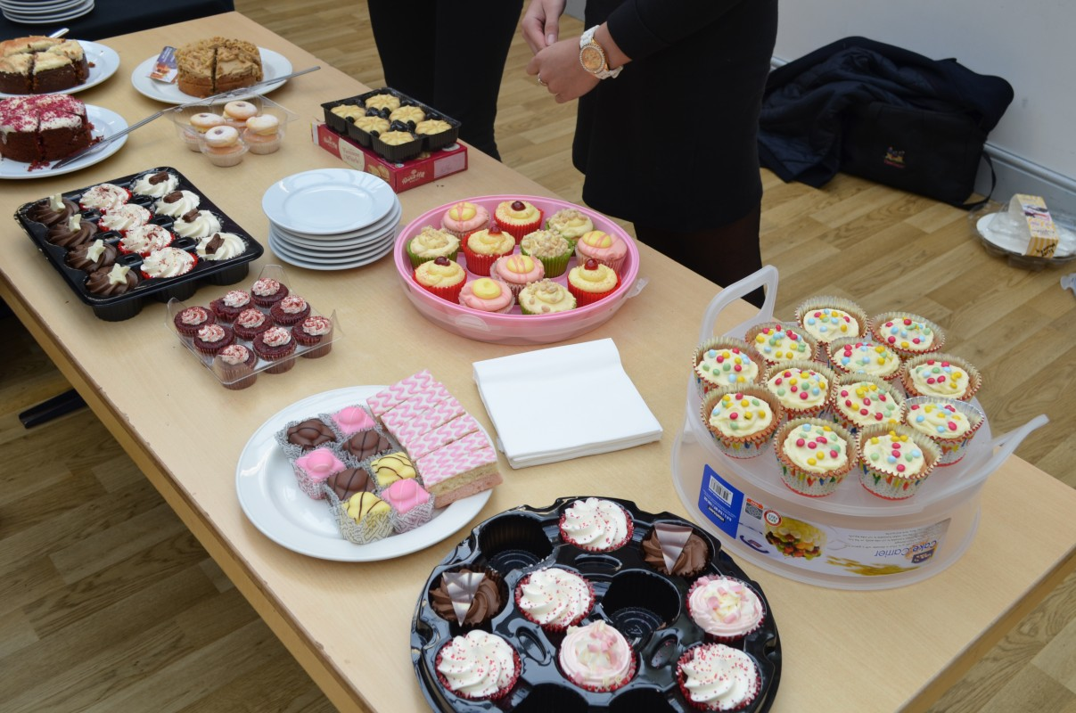 QHS Macmillan Coffee Morning
