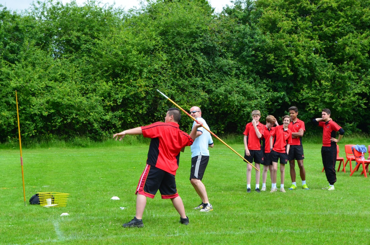 Fierce Competition at Senior Sports Day