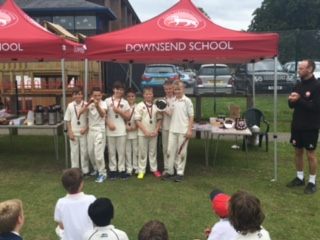 Brilliant Performances at Cognita Cricket Festival