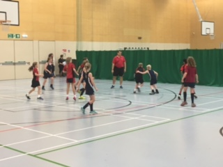 QHS Reaches the Semi-Finals of Year 6 Basketball Competition
