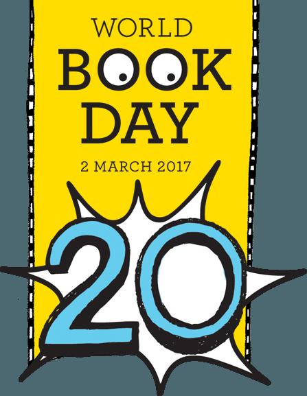 World Book Day 2017 logo