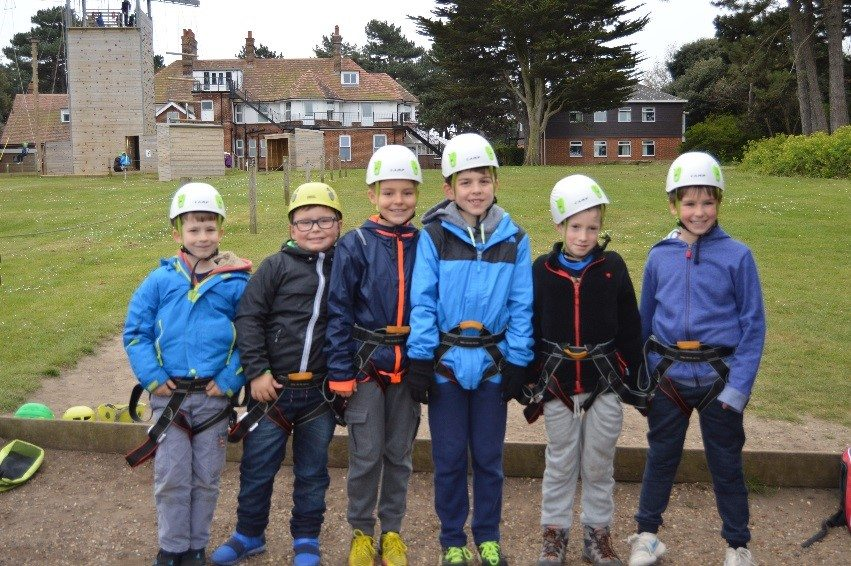 QHS pupils have fun at Kingswood
