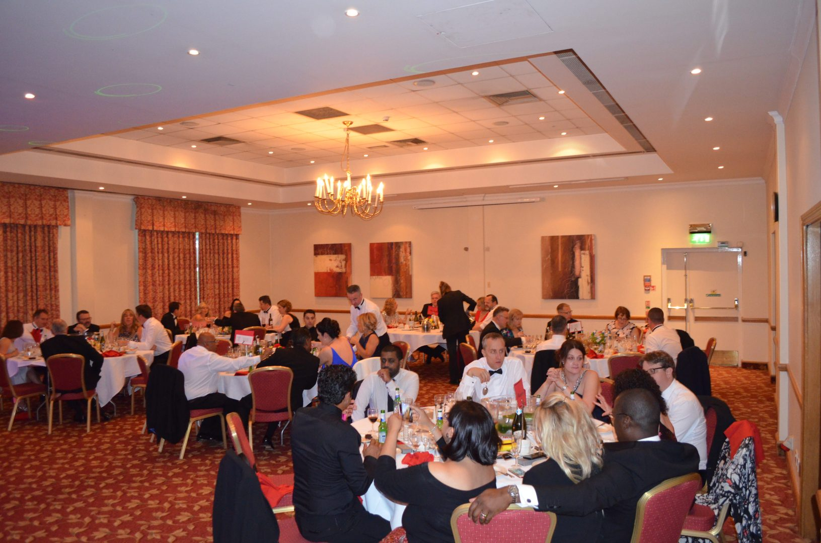 Parent's Ball at Quinton House School