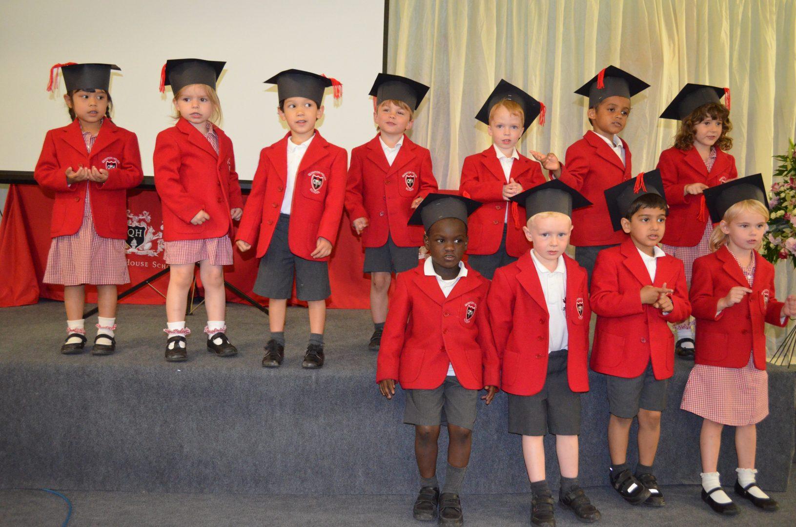 Nursery Graduation 2017