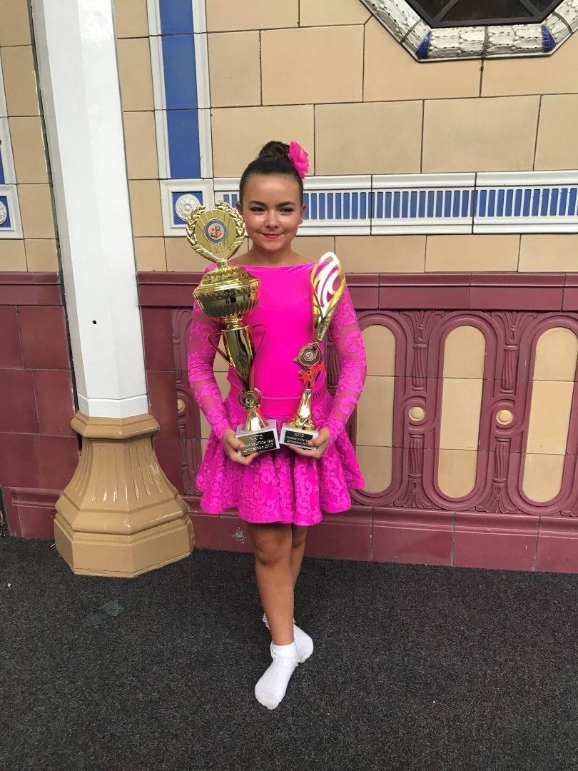 Quinton House pupil excels in dance competition