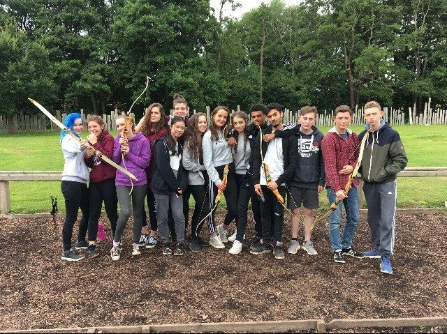 QHS students enjoy NCS trip