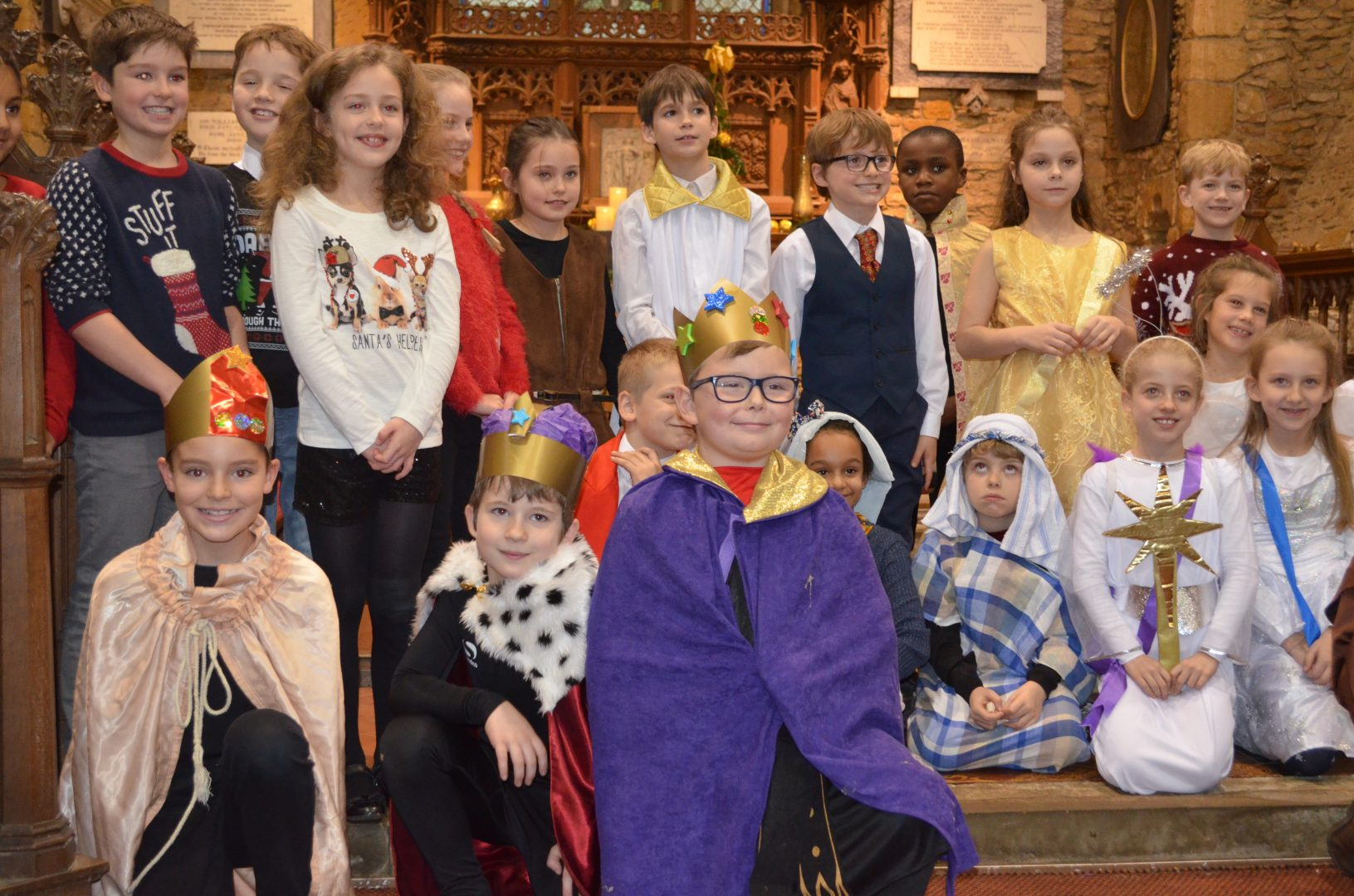 Q4 Nativity Play 2017