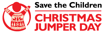 Save the Children Christmas Jumper Day logo