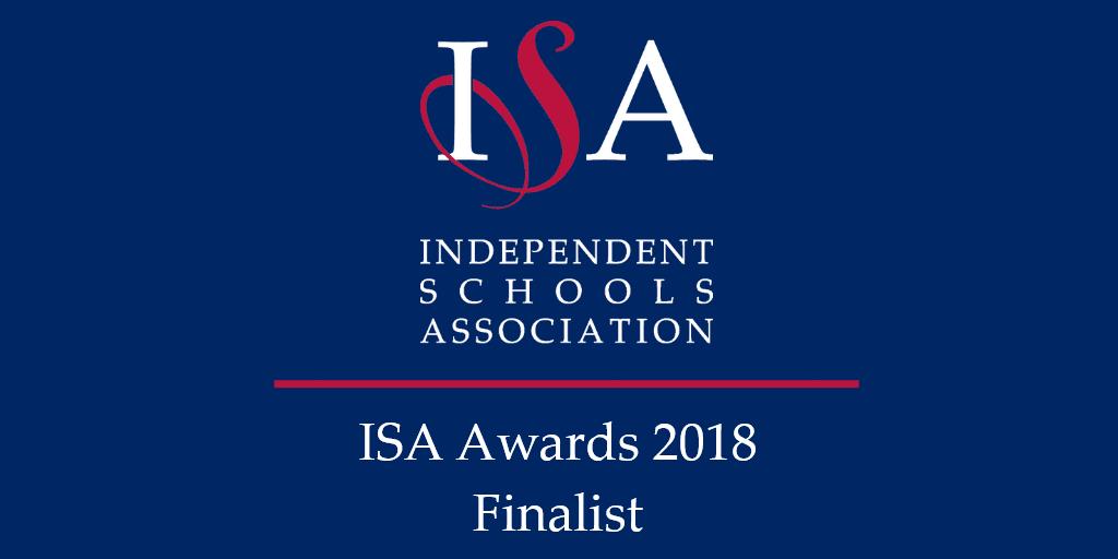 ISA Finalists 2018