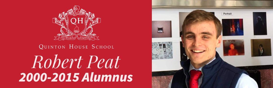 Robert Peat Alumnus